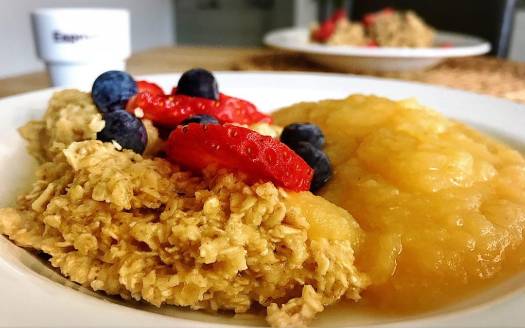 """Porridge – Das neue """"it-Frühstück""""der Blogger –"""
